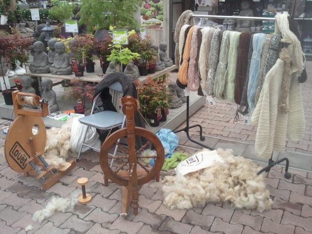 Zuiver scheerwol informatie over handgesponnen wol for Intratuin ijsselstein
